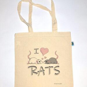 i love rats tas