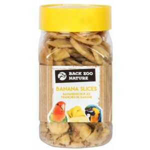 Back zoo nature bananen chips