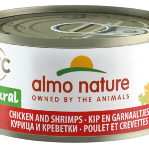 Almo Nature Cat Kip/Garnaal