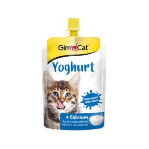 gimcat yoghurt pouch